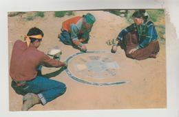 3 CPSM PHOENIX ET TUCSON (Arizpona), SANFRANCISCO (Californie) - Navajo Sand Painters, San Xavier Mission, San Francisco - Phoenix