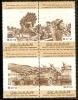 Libya 1981 Military Rocket Launcher Truck Arms Ammunition's Sc 962 Se-tenant MNH # 12668 - Militaria