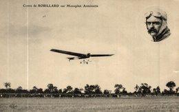 COMTE DE ROBILLARD SUR MONOPLAN ANTOINETTE - ....-1914: Precursores