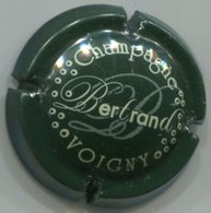 CAPSULE-CHAMPAGNE BERTRAND -N°07 Vert Foncé & Crème - Other