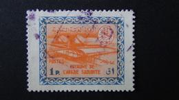 Saudi Arabia - 1964 - Mi:SA 135, Sn:SA 265, Yt:SA 211A O - Look Scan - Saudi-Arabien