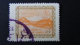 Saudi Arabia - 1963 - Mi:SA 133 O - Look Scan - Saudi-Arabien
