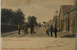 Rozendaal - Roozendaal (N-Br.) Borgerhoutsche Straat ( Kleur) 190? - Roosendaal