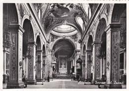 SOUVENIR DI ACIREALE - CATANIA - INTERNO DEL DUOMO - 1954 - Acireale