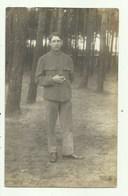 Krijgsgevangene - Paderborn (D) 16/9/1918 Naar Aubel (B) - Fotokaart (2 Scans) - Guerra 1914-18