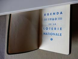 Agenda De La Loterie Nationale - Petit Format : 1941-60