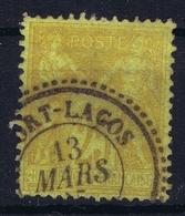 Port Lagos Y 53 CDS - 1849-1850 Cérès