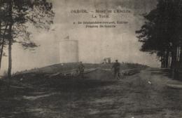 BELGIQUE - HAINAUT - MONT-DE-L'ENCLUS - ORROIR - La Tour. - Kluisbergen