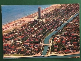 Cartolina Riviera Adriatica - Cesenatico - Particolare Panoramico - 1960 - Rimini