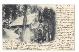 22252 - Mayens De Sion Chapelle Protestante - VS Valais