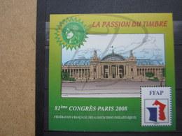 VEND BEAU BLOC DE LA F.F.A.P. N° 2 , XX !!! (b) - FFAP