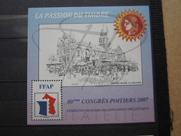VEND BEAU BLOC DE LA F.F.A.P. N° 1 , XX !!! (c) - FFAP