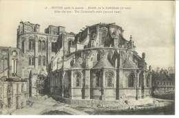 Cpa 60 Noyon , Ww1 , La Cathédrale , Non Voyagée - Noyon