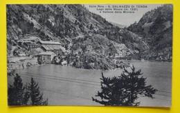 Cartolina Valle Roia S. Dalmazzo Di Tenda 1915 - Cartoline