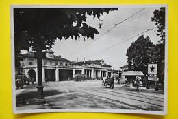 Cartolina Alessandria Stazione Ferroviaria  1949 - Alessandria