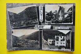 Cartolina Javre' Val Rendena 1959 - Trento