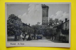 Cartolina Visone La Torre 1930 - Alessandria