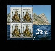 Città Del Vaticano 2009 700 Anni Di Devozione A Nostra Signora D'Europa  MNH** Foglietto Emissione Congiunta - 6. 1946-.. Repubblica