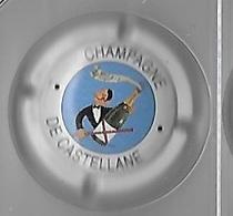 Champagne De CASTELLANE N°  61 - De Castellane