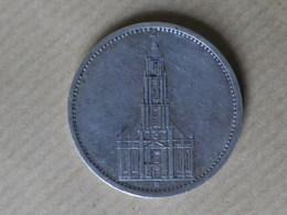 ALLEMAGNE 5 Reichsmark Potsdam 1935 A - 5 Reichsmark