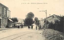 Dpts Div.-ref-AK754- Charente - Ruelle - Bel Air - Enseigne Clé - Serrurrier - Rails - Ligne De Chemin De Fer - - Frankreich