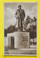 Cartolina Bassano Del Grappa Mon. Maresciallo Gaetano Giardino 1924 - Cartoline