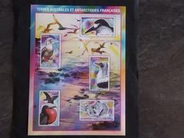 Terres Australes Et Antarctiques Françaises (TAAF) >   Blocs-feuillets  Neufs  2008 - Blocs-feuillets