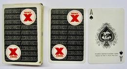 JEU DE 52 CARTES + 2 JOKER AVEC ETUI REDEX X / PLASTIC COATED PLAYING CARD - Cartes à Jouer Classiques