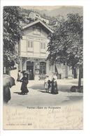 22259 - Territet Gare Du Funiculaire Teritet Glion Naye - VD Vaud