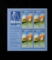 Città Del Vaticano 2008 150° Anniversario Delle Apparizioni Di Lourdes  MNH** Foglietto - 6. 1946-.. Repubblica