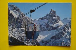 Cartolina Dolomiti S. Martino Di Castrozza 1960 - Trento