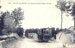 2019 - CHARENTE MARITIME - 17 - RONCE LES BAINS - Le Tram Forestier Royan Ronce - Altri Comuni