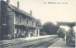 GIEVRES -La Gare    (972 ASO) - Francia