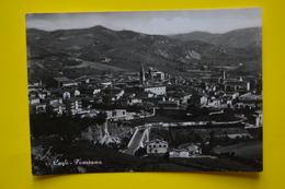Cartolina Cagli Panorama 1962 - Cagliari