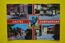 Cartolina Castel Campagnano 1950 - Caserta