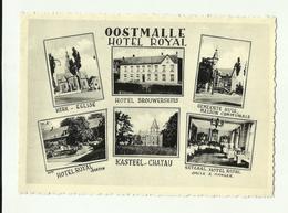 ** .  1 X OOSTMALLE - Malle