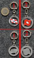 AUGIS Porte-clé Ancien NEUF MARINE Compagnie Navig DAHER & Cie (Photo N°2 Droite) - Key-rings
