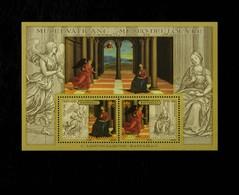 Città Del Vaticano 2005 I Grnadi Musei Del Mondo MNH** Foglietto - 6. 1946-.. Repubblica
