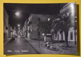 Cartolina Olbia Corso Umberto 1962 - Oristano