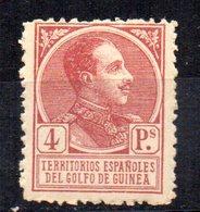 Sello Nº 139  Guinea - Guinea Española