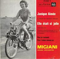 "B-O-F  Migiani Grand Orchestre / Janine Vila  ""  Janique Aimée  "" - Filmmusik"