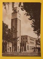 Cartolina Massa Palazzo Delle Poste E Telegrafi 1920 - Massa