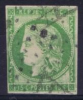 France Yv 2 Used (*)  Faux De Sperati - 1849-1850 Cérès