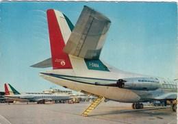 AEROPORTO-AEROPORT-AIRPORT-FLUGHAFEN-AERODROM-=FORLANINI MILANO ITALIA=-VIAGGIATA IL 7-3-1965 - Aerodromi