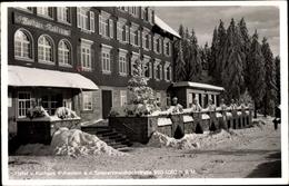 Cp Baiersbronn Im Kreis Freudenstadt, Hotel Und Kurhaus Ruhestein, Bes. Gebr. Klumpp, Winter - Autres