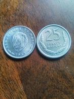 25 Francs 1961 - Mali (1962-1984)