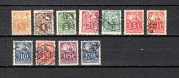 Estonia   1922-25  .-  Y&T  Nº    49/59 - Estonia