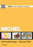 MICHEL SCHMETTERLINGE - GANZE WELT 2015 - Tematiche