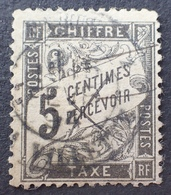 DF40266/415 - 1882 - TIMBRE TAXE - N°14 ☉ - 1859-1955 Mint/hinged