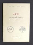 Atti Del XXIX Congresso Nazionale Di Storia Della Medicina 1978 - Casale 1979 - Libros, Revistas, Cómics